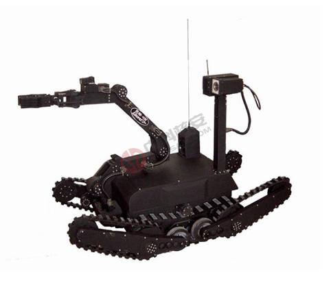 HA1100R 机器人载辐射应急监测系统