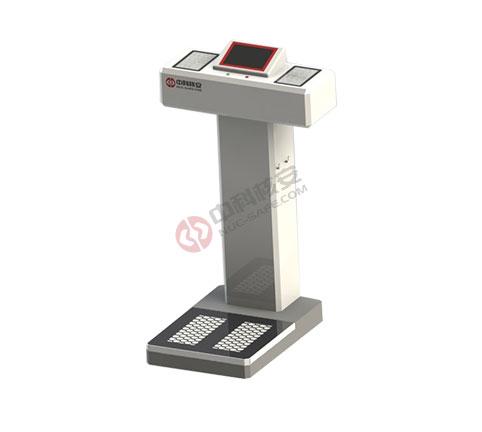 RC4000 手脚表面污染监测仪